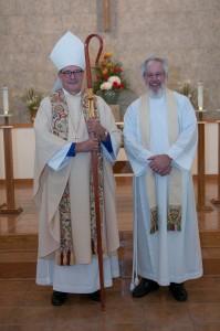 bishop and Fr randy 11-6-16